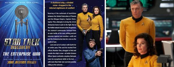 Star Trek: Discovery: The Enterprise War Book Review