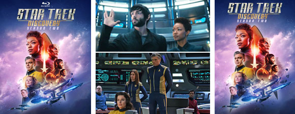 Star Trek: Discovery Season Two On Blu-Ray And DVD