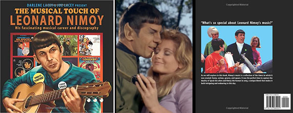 The Musical Touch of Leonard Nimoy: His Fascinating Musical Career and Discography Book Review