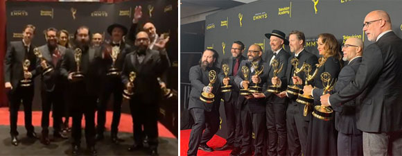 Star Trek: Discovery Emmy Win