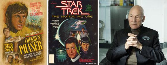 IDW Publishing December Star Trek Comics
