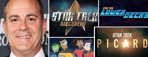 CBS Chief Creative Officer On Star Trek Future