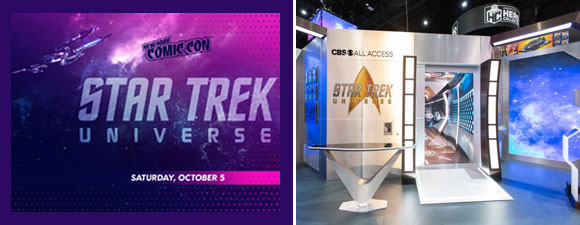 Star Trek: Discovery And Picard Panels At NYCC