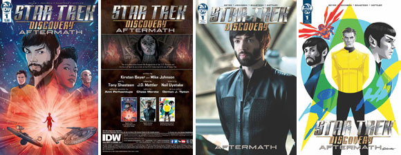 Star Trek: Discovery: Aftermath #1 Comic