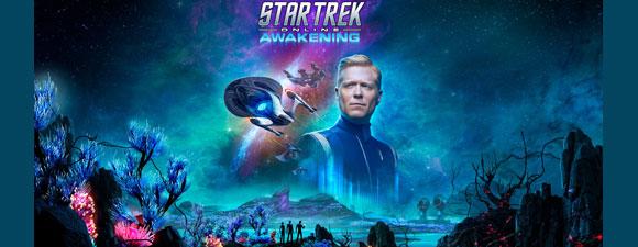 Star Trek Online Awakening On PC Today