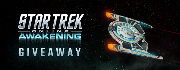 Star Trek Online Awakening Intel Science Bundle Giveaway For PC