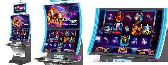 Star Trek Slot Game