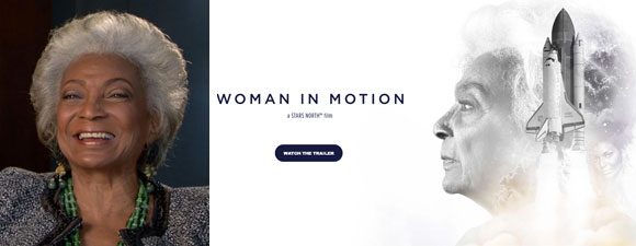 Nichols Documentary: Women In Motion