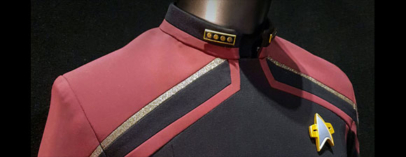 New 2385 Admiral Picard Uniform Unveiled