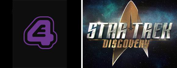 U.K.'s E4 To Air Star Trek: Discovery