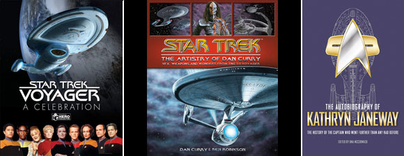 Four New Trek Hardcover Books Coming In 2020