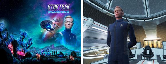Star Trek Online: Awakening For PlayStation4 And Xbox One