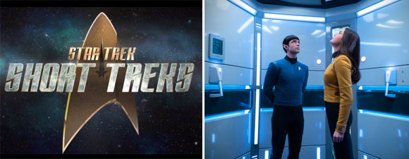 New Star Trek: Short Treks Available To Stream