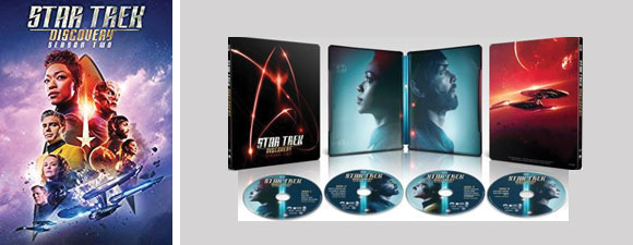 Star Trek: Discovery Season Two Blu-ray Review