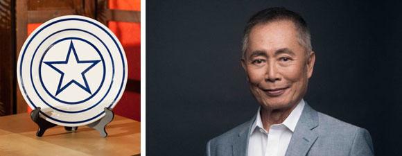 Takei To Receive Award Next February