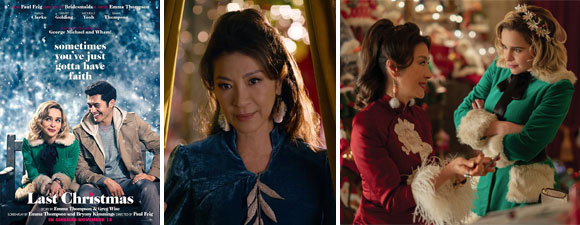 Yeoh In Holiday Romantic Comedy