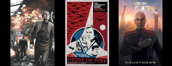 April 2020 Star Trek Comics From IDW Publishing