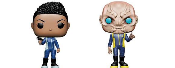 New Star Trek: Discovery Funko Pop! Figures
