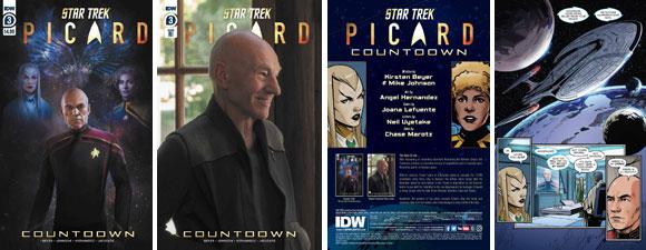Star Trek: Picard – Countdown #3 Preview