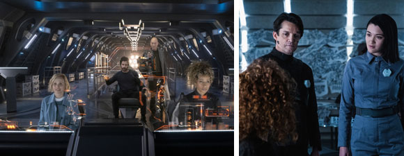 Picard: The End Is The Beginning Preview Pictures