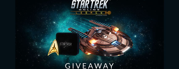 Star Trek Online 10th Anniversary Giveaway (P.C.)