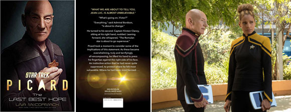Star Trek: Picard: The Last Best Hope Book Review