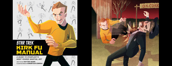 Star Trek Kirk Fu Manual: A Guide To Starfleet's Most Feared Martial Art Book Review