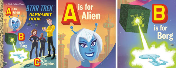 Star Trek Alphabet Book