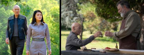 Star Trek: Picard: Nepenthe Promotional Photos
