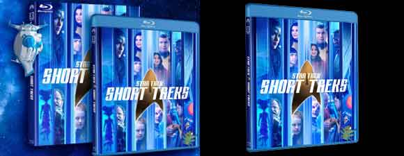 Star Trek: Short Treks On Blu-Ray And DVD