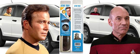 Star Trek Passenger Window Decals