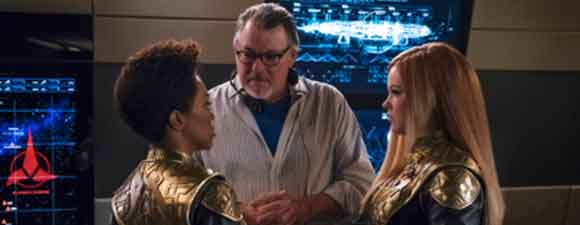 Frakes: Get Ready For A Shift In Third Season Of Discovery