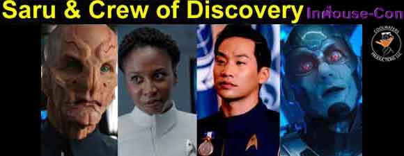 InHouse-Con Star Trek: Discovery Panel
