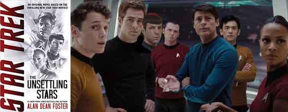 Star Trek The Unsettling Stars Book Review