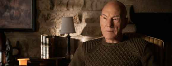 Pandemic Story For Star Trek: Picard?