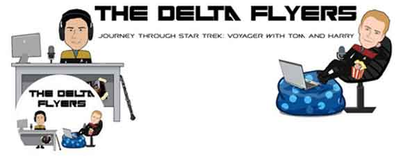The Delta Flyers Podcast Debuts Next Month