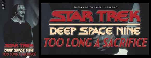 IDW Publishing August Star Trek Comic