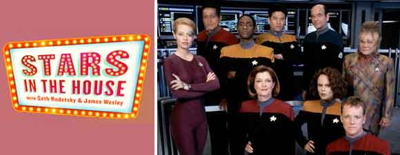 Star Trek: Voyager Cast Virtual Reunion