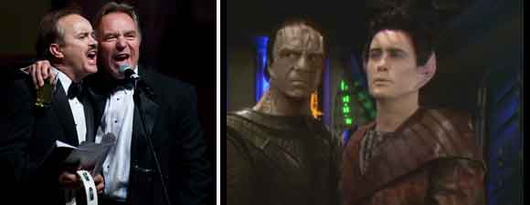 Biggs' And Comb's Chemistry Led To More DS9 Appearances