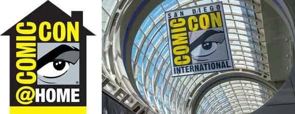 Virtual San Diego Comic Con