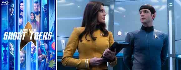 Star Trek: Short Treks Blu-Ray Review