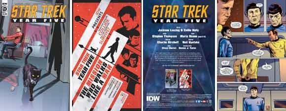 Star Trek: Year Five #11 Comic