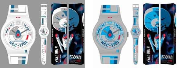 New Trek-Themed Watch from Vannen