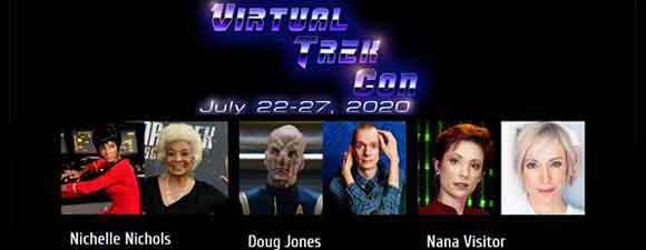 Free Virtual Trek Con