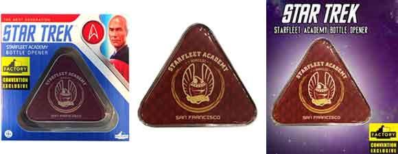 Star Trek – Starfleet Academy Bottle Opener