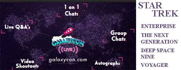 More GalaxyCon Live Videos Are Online