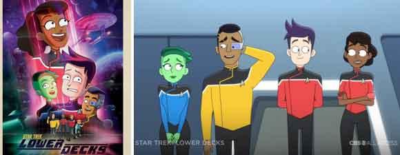 Star Trek: Lower Decks Trailer