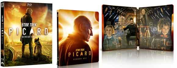 Star Trek: Picard Season One Blu-Ray/DVD Release Date