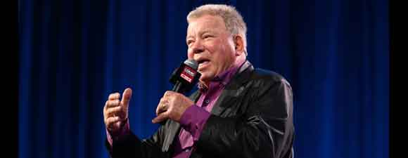 Shatner To Release Two New Albums