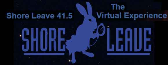 Shore Leave 41.5 – The Virtual Experience Starts Tonight
